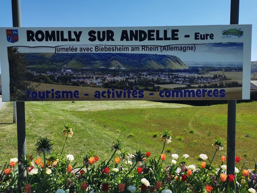 Terrain constructible Romilly-Sur-Andelle.